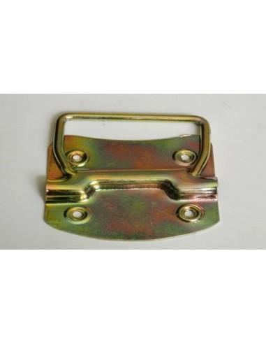 Metal Kovan Kulpu 4 Parmak 4 Delik ( Çifti )