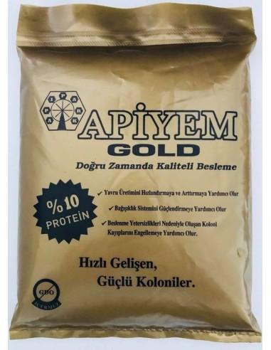 Apiyem Gold %10 Proteinli Arı Keki